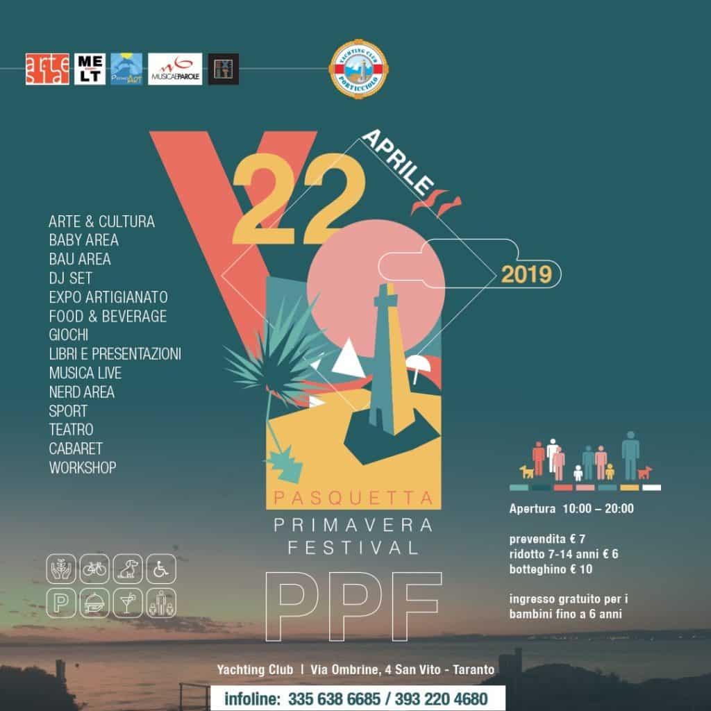 Pasquetta Primavera Festival 2019